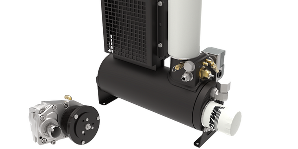 VMAC has released Underhood air compressors and direct-transmission mounted PTO-Driven systems...