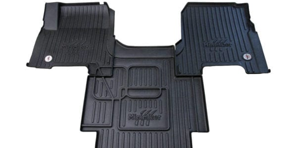 Minimizer has released Custom Molded Floor Mats designed to fit Volvo Trucks new line of...