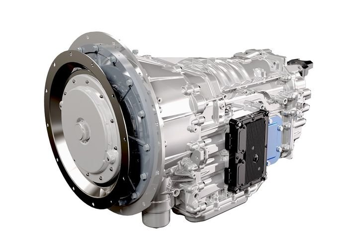 Eaton Cummins expanded medium-duty application coverage for the Procision 7-speed dual clutch automatic transmission.