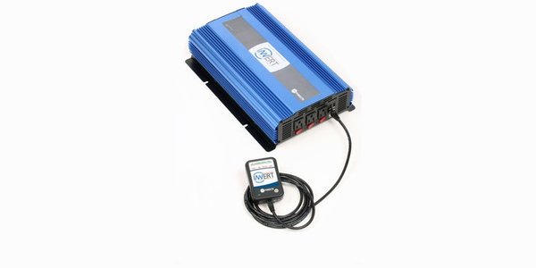 Purkeys Inverter Balances Power Needs for Trucks and Drivers