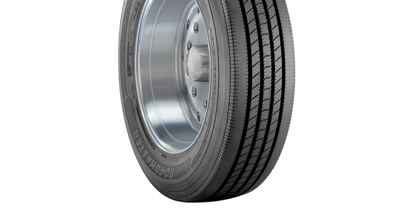 The Cooper Tire Roadmaster RM272 is designed to withstand drop deck and spread axle trailer...