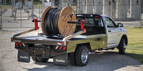 RT Truck Bed Can Self-Load Reels