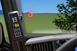Wabco Offers Rear Blind Spot Detection for Trailers