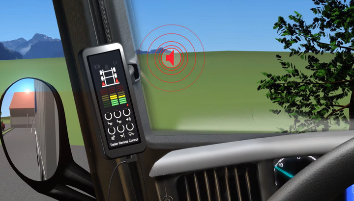 Wabco has introduced TailGuard for commercial trailers, a rear blind spot detection system with active braking designed to help mitigate rear collisions.