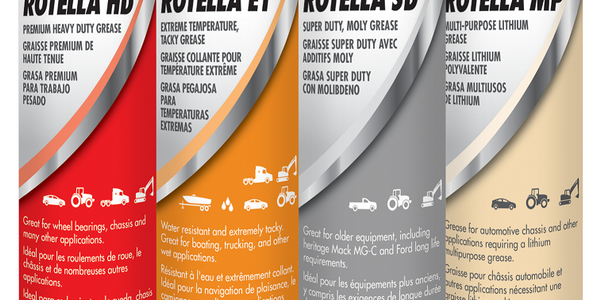 Shell Rolls Out Rotella HD Grease