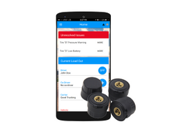 Blue Ink Tech Integrates Air Scale and TPMS to Platform