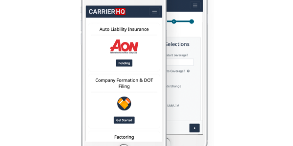Aon has launched a monthly motor carrier insurance program for fleets with 20 or fewer vehicles...