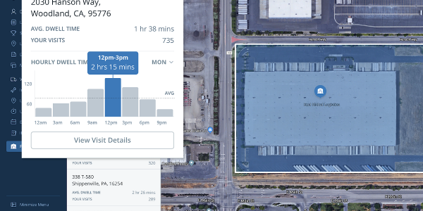 KeepTruckin announced the public launch of the Facility Insights tool, designed to help carriers...