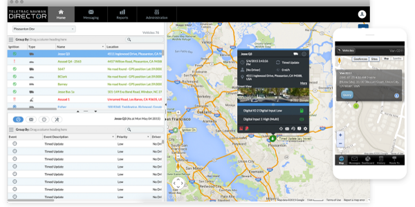 Build Your Own Report helps fleets break down telematics data into actionable and specific...