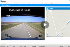Trimble Offers DVR and Video On-Demand Options for Small Fleets