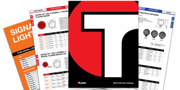 Truck-Lite has released its 2018 full-line catalog, containing information on all of the...
