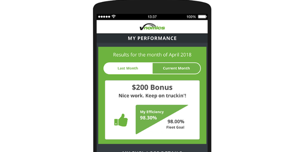 Vnomics Releases True Fuel App