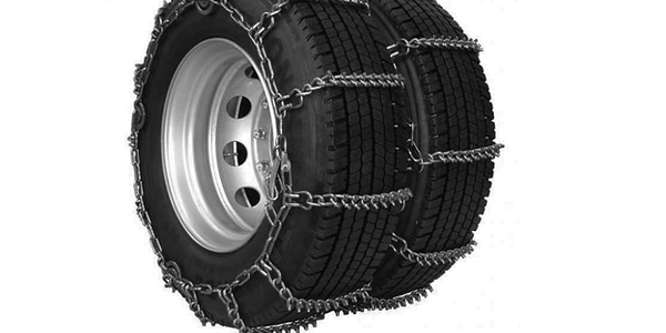 Ancra Cargo's X-Treme Grip Tire Chains are designed to improve traction in severe weather...