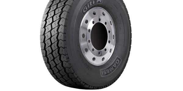Giti Tire has introduced four new mixed service tires.