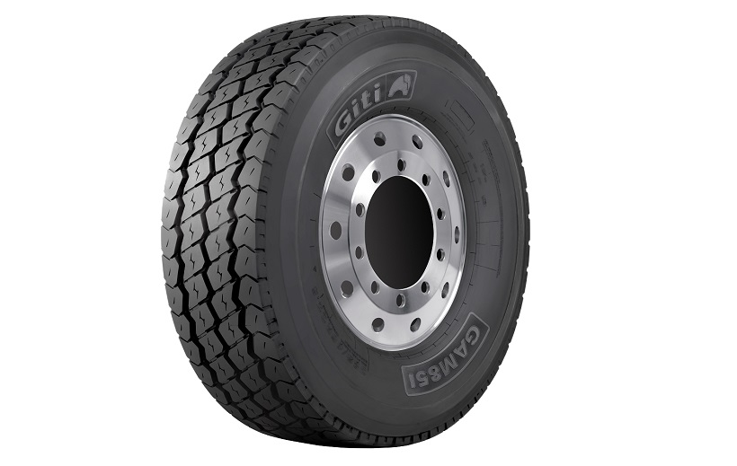 Giti Brings Four Mixed Service Tires to North America
