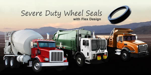 RevHD has produced a line of severe duty wheel seals that are designed for the rigors of...