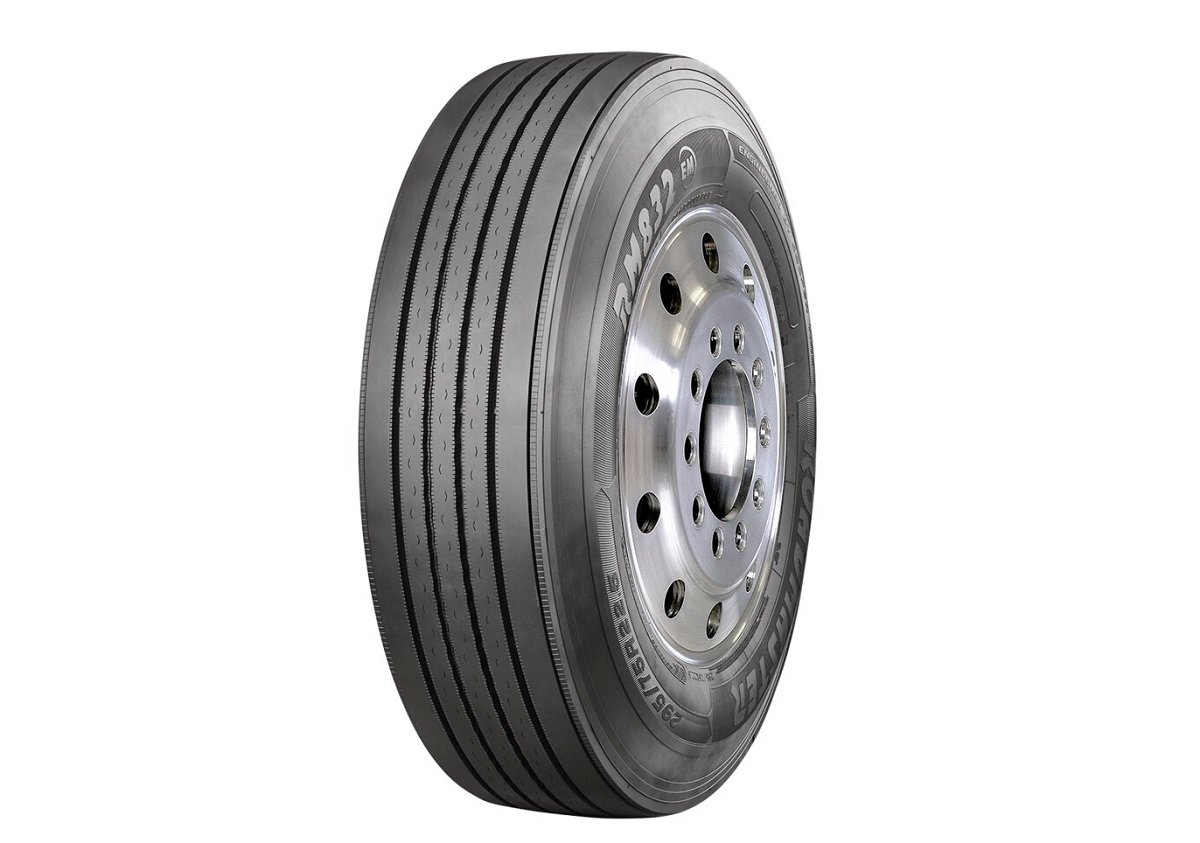 Cooper's Roadmaster Steer Tire is SmartWay Verified