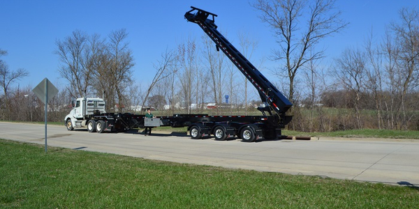 XL Specialized Announces New Blade Hauling Trailer Solution
