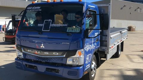 Focus On: Mitsubishi Fuso eCanter [Video]