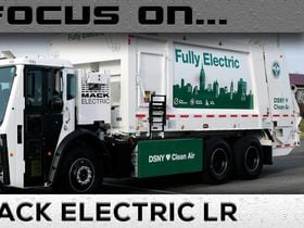 Focus On: Mack Electric LR [Video]