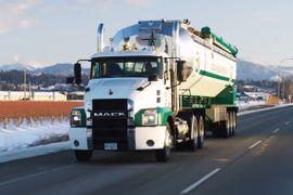 Mack Trucks Thanks the Trucking Industry