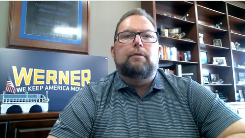 Werner CEO Derek Leathers shares an update on May 1.