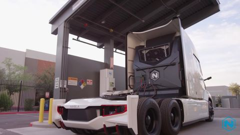 Trevor Milton Takes you on a Tour of Nikola [Video]