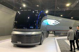 Hyundai Fuel-Cell Push Includes Heavy-Duty Trucks [VIDEO]