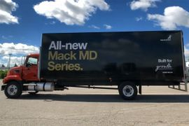 Focus On: Mack MD7 [Video]