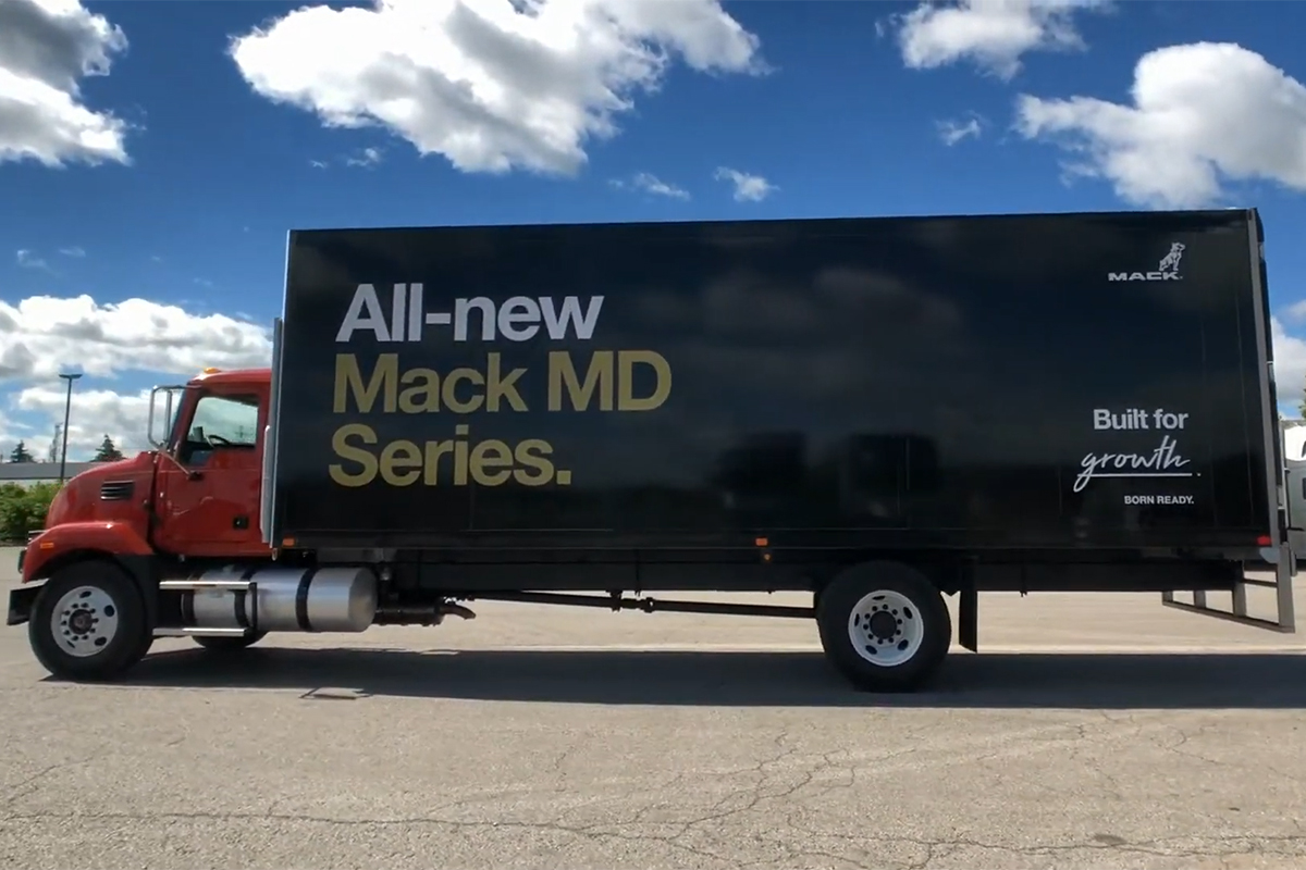 Focus On: Mack MD7
