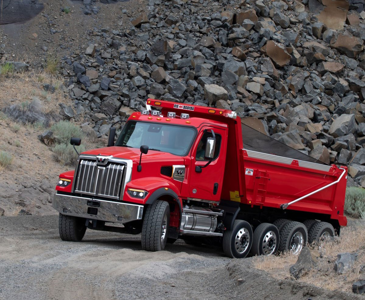 Meet the New Western Star 49X [VIDEO]