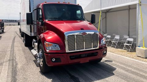 Peterbilt's New Model 536 Video Walkaround