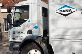 On the Spot: Dana's Class 6 Electric Powertrain [Video]