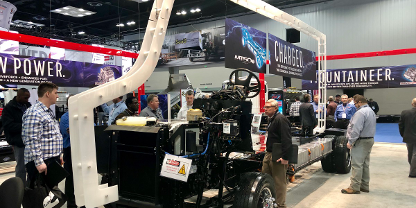 On the Spot: FCCC's All-Electric Chassis [Video]