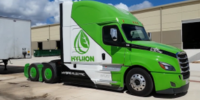 Focus On: Hyliion's Hybrid System On the Road [Video]