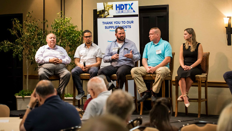 The 2018 HDT Truck Fleet Innovators at HDTX