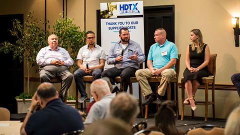 The 2018 HDT Truck Fleet Innovators at HDTX