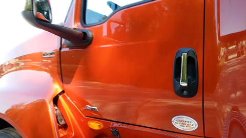 A Video Walkaround of Navistar's New International LT