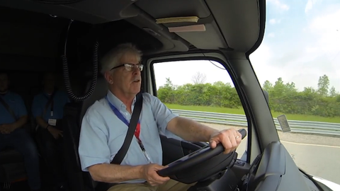On the Spot: Bosch's Electronic Steering System [Video]