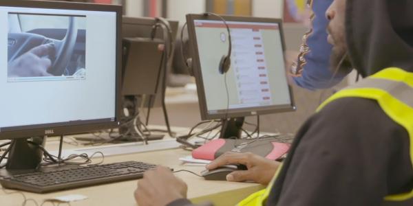 How U.S. Xpress is Using Tech to Train Drivers [Video]