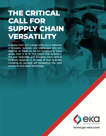 The Critical Call for Supply Chain Versatility