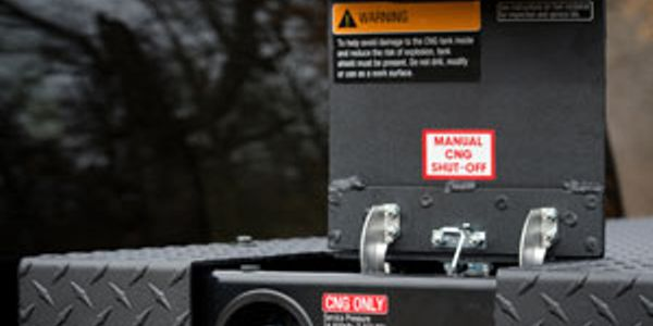 A Tier One supplier will install a gasoline-CNG fuel system in Chevy Silverado and GM 2500HD...