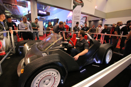 How Will 3D Printing Affect Trucking?