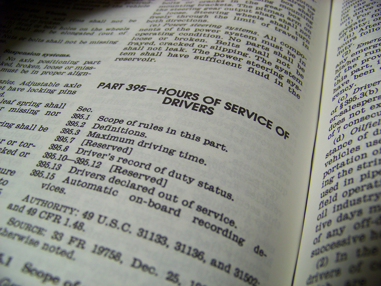 Hours of Service Hot Button Questions, Part 3