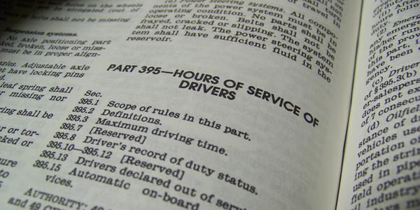 Hours of Service Hot Button Questions, Part 2