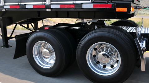 6x2 drive axles are emerging in different configurations, including forward liftable axles....