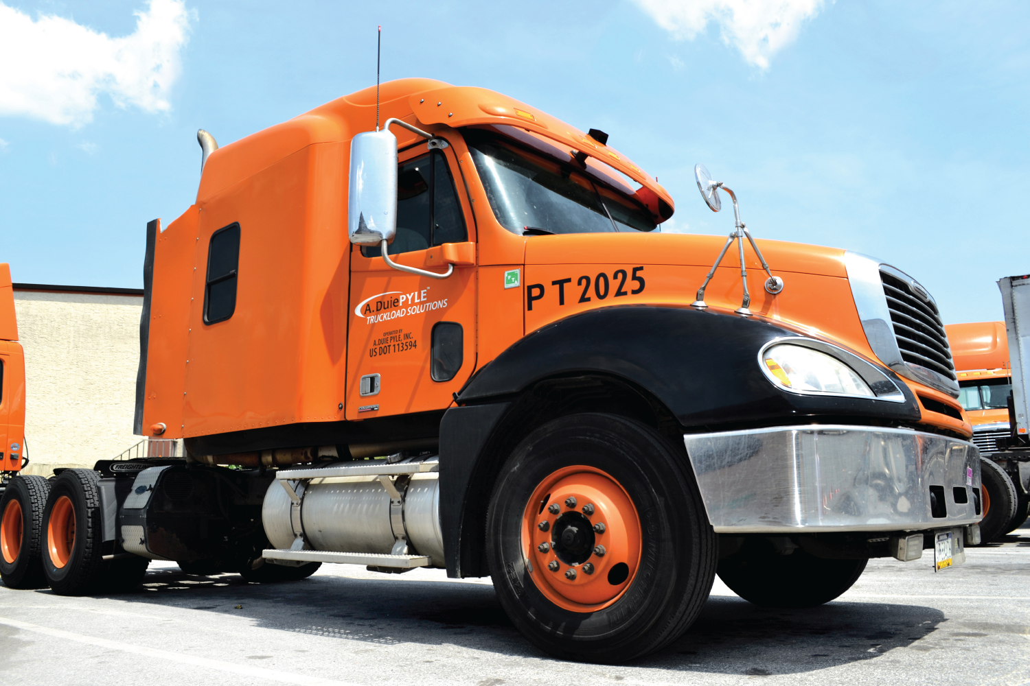 Finding and Keeping Drivers in A. Duie Pyle's Dedicated Fleet Business