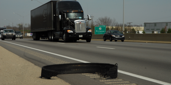 Will an increasing number of cheap imported tires cause a rise in the amount of roadside tire...