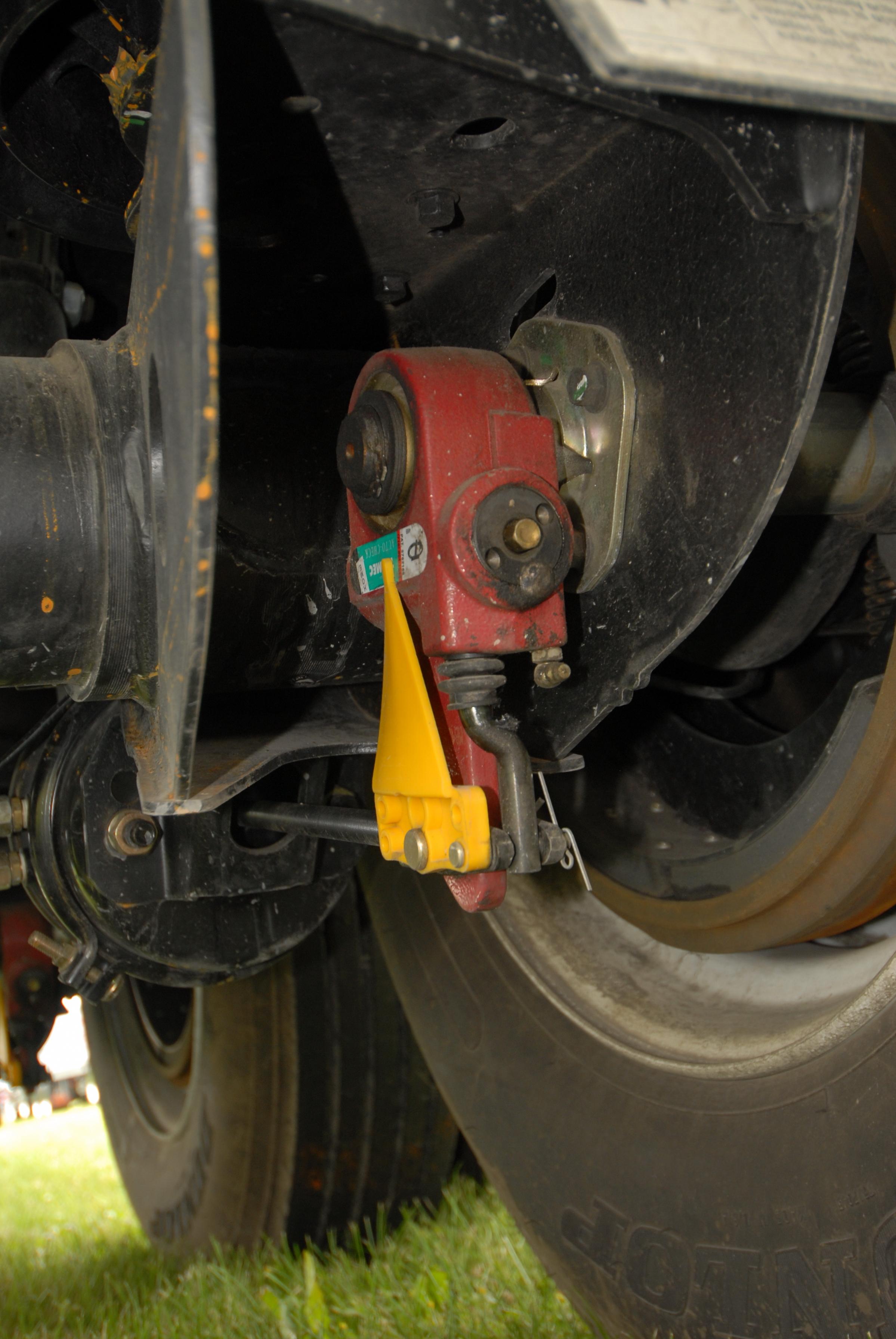 Don't Let Poor Brake Adjustment Catch You Unawares