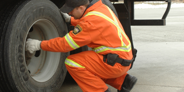 Inspectors wrote more than 30,000 violations for under-inflated tires over a two-year period....